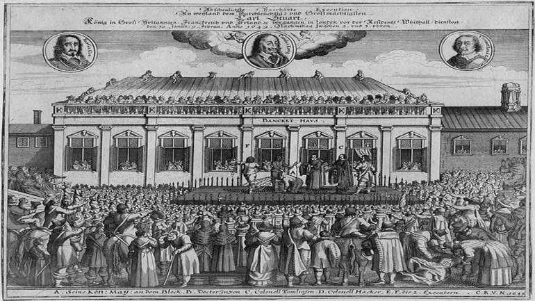 The_execution_of_Charles_I