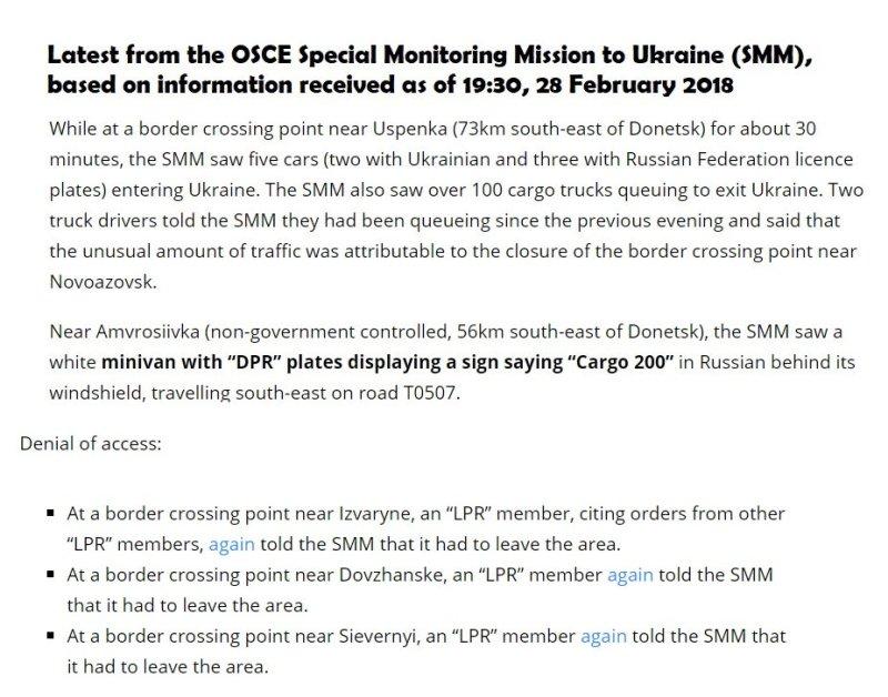 OSCE new
