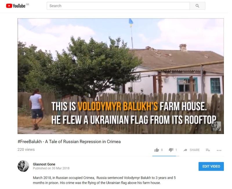 FreeBalukh YouTube