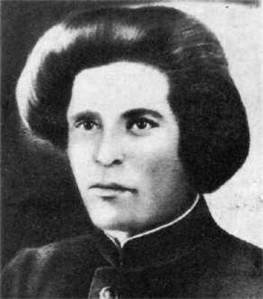Nestor Makhno 1918