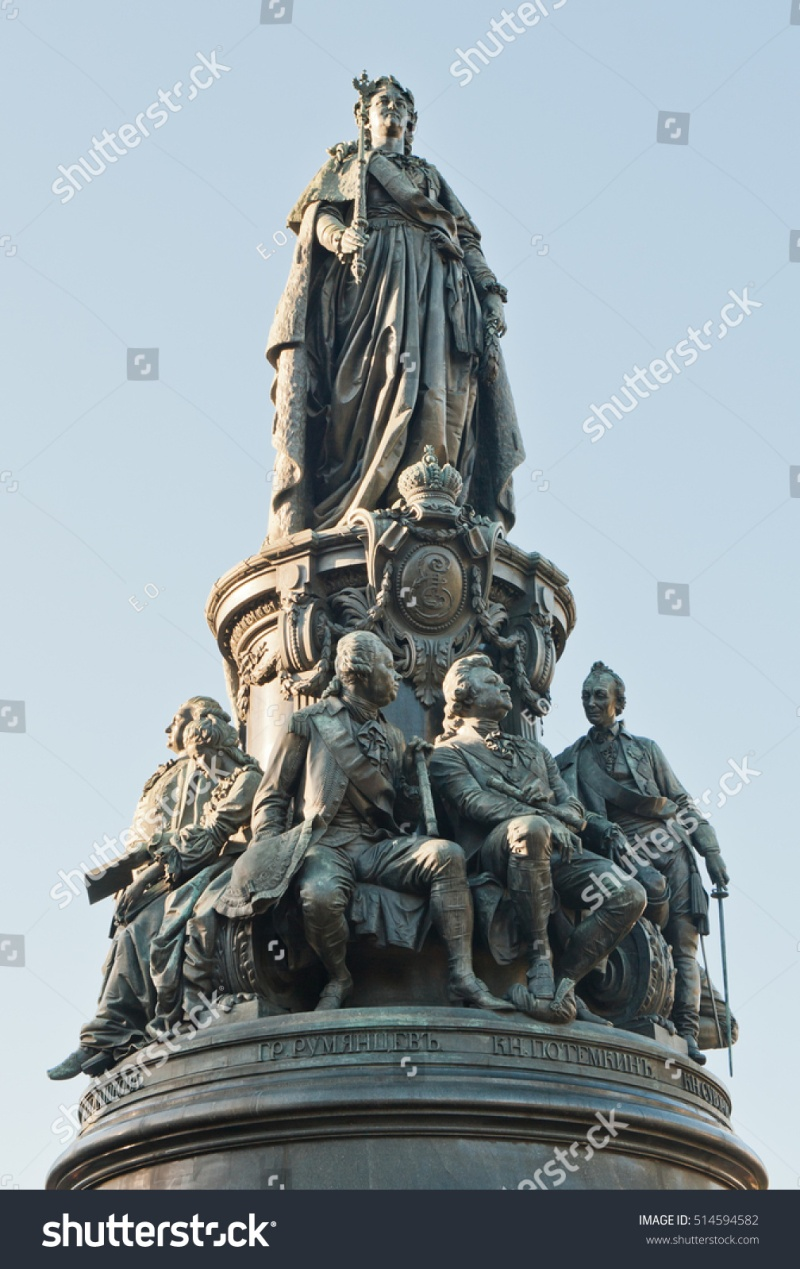 stock-photo-monument-to-catherine-the-great-saint-petersburg-russia-514594582